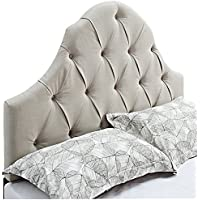 Pulaski Adelaide Round Top Tufted Headboard