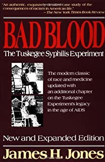 bad blood a case study of the tuskegee syphilis project answer key