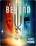 Star Trek Beyond Limited Edition Steelbook (Blu-ray + DVD + Digital HD)
