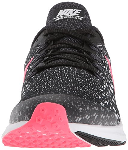 Zoom Multicolore Black Nike Femme Compétition Chaussures GS Pegasus anthracite Running 35 Air Racer 001 de white Pink 1Awqv5