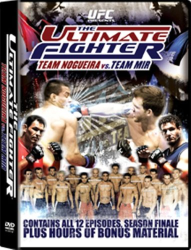 UFC: The Ultimate Fighter Season 8 - Team Mir vs. Team Nogueira by UFC
