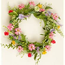 Your Hearts Delight Summer Garden Mix Wreath, 11-Inch