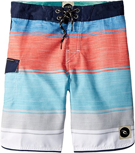 - Rip Curl Kids Mens All Time Boardshorts (Big Kids) Red 24 (8 Big Kids) One Size