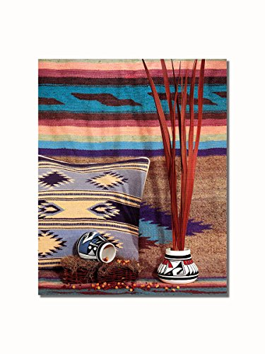 Indian Pottery Native (Southwestern Native American Indian Pottery #2 Wall Picture 8x10 Art Print)