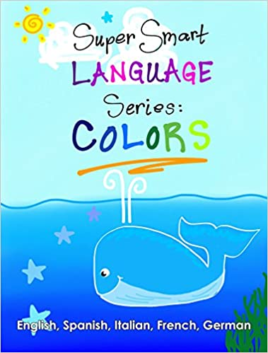 Super Smart Language Series Colors April Chloe Terrazas