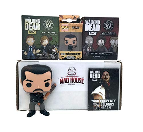 Amazon.com: Mad House Central The Walking Dead 5 Piece Set ...