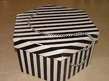 Merveilleux Hat Box. Storage Box. Weddings. Occasions. LARGE / EXTRA LARGE. Approx