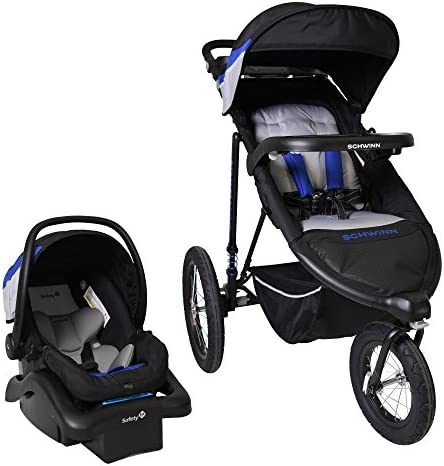 Schwinn Interval Jogger Travel System - Royal Night - 01137CEGC