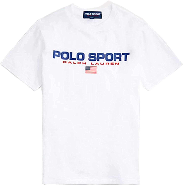 Polo Ralph Lauren - Camiseta NIÑO 323795487002 - Camiseta NIÑO (L (14-16)): Amazon.es: Ropa y accesorios