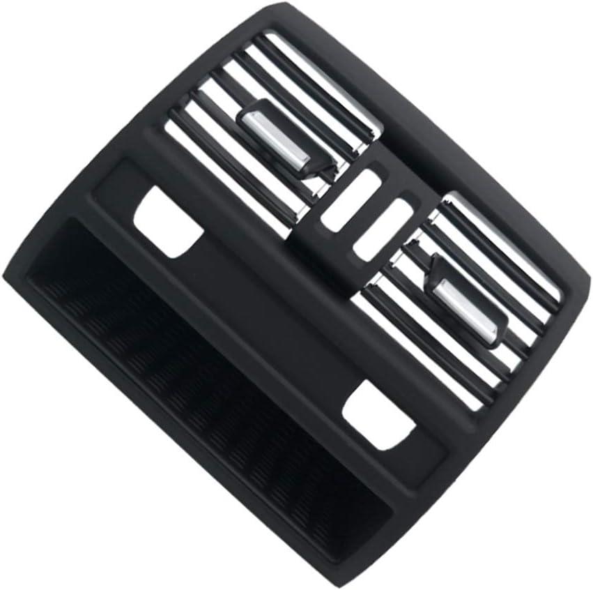 BeIilan Posterior del Coche Aire Acondicionado Panel Salida de ventilación Rejilla de Salida Grille 64229158312 reemplazo del automóvil por F10 / F11 / F18 11-17
