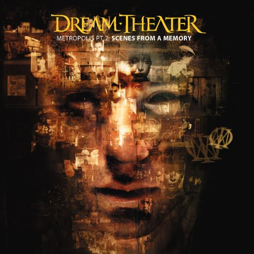 Dream Theater - Metropolis, Pt. 2 Scenes From a Memory - Zortam Music