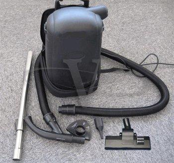 Aggresor II 6 Quart Backpack Vac Hepa (Canister Cleaners Vacuum Emer)