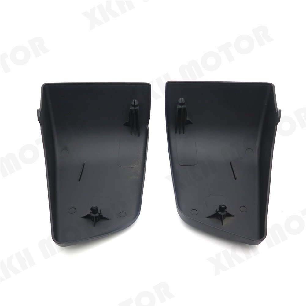 XKH MOTO- Black Battery Side Fairing Cover For Honda Shadow ACE 750 VT750 C D VT400 97-03 by XKH-MOTO (Image #2)