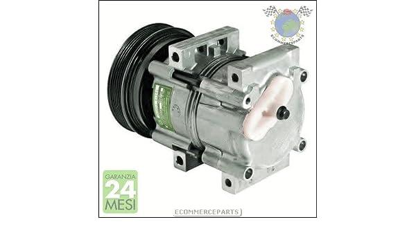 CSZ Compresor Aire Acondicionado SIDAT Ford Fiesta IV Gasolina: Amazon.es: Coche y moto