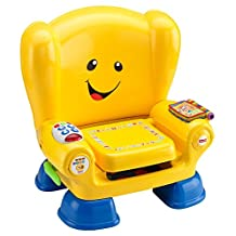 Fisher-Price Fisher- Price smart stage Bilingual chair smiling! 1 year old learning Age - Japanese and English can learn (CJY02) by Mattel
