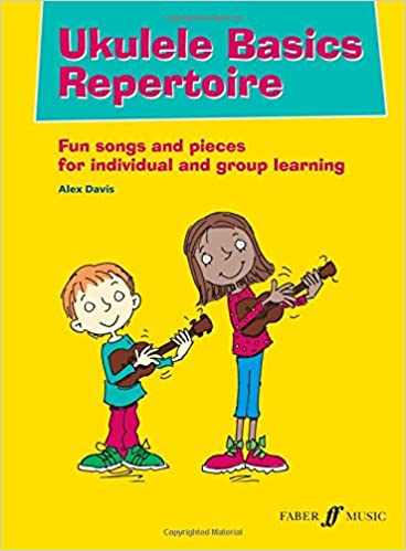 Ukulele Basics Repertoire Chord Songbook Basics Series Amazon