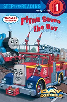 Flynn Saves the Day (Thomas & Friends) (Step into Reading) by [Awdry, W.]