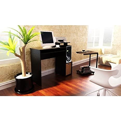 computer furniture design. Furinno 12095BK/BR Econ Multipurpose Home Office Computer Writing Desk With  Bin, Black/Brown: Amazon.ca: \u0026 Kitchen Computer Furniture Design