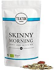 TEATOX Skinny Morning, Bio Grüntee mit Mate
