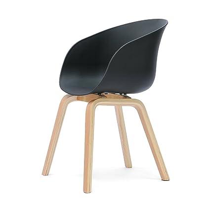 WGXX Silla Plegable Cy-04 Simple Y Creativo Material De PVC ...