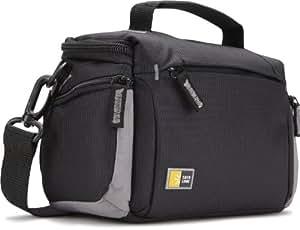 Case Logic TBC305 - Funda para videocámara ultraligera y discreta color negro/gris