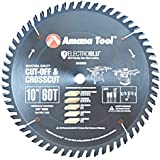 Amana Tool - 610600C Electro-BLU Carbide Tipped Cut-Off & Crosscut 10