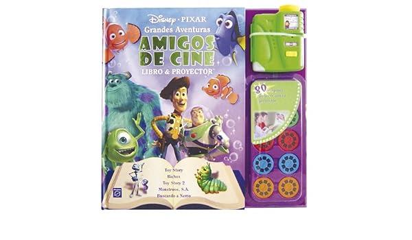 Amigos de cine (DISNEY DE CINE): Amazon.es: Disney: Libros