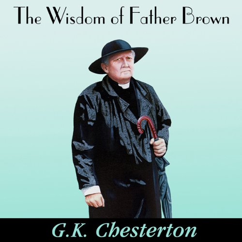 Bargain Audio Book - The Wisdom of Father Brown