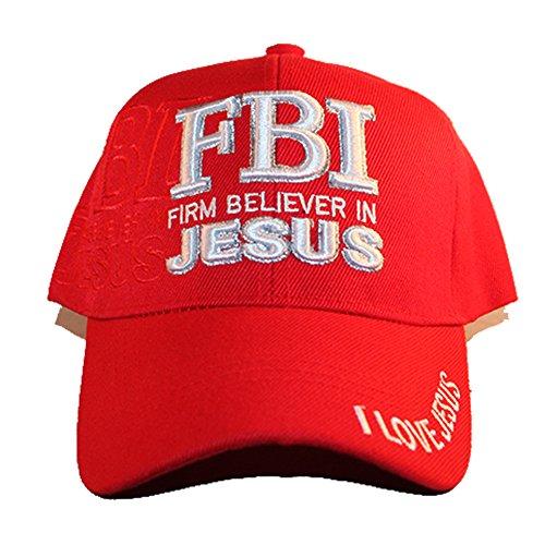 Loyal Cloth FBI Firm Believer In Jesus Snapback Cap