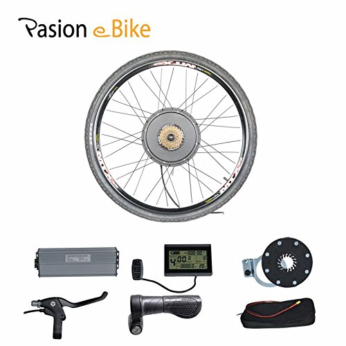 Passion eBike 48V 1500W Motor Bicicleta Electric Bicycle ...