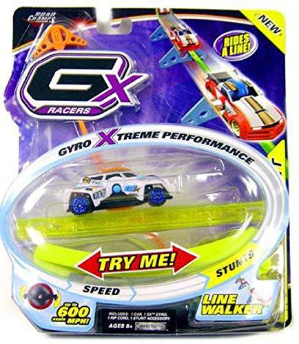 GX Racers 1:64 Cars Stunts Series 2 Terranator (Line Walker Gyro) ()