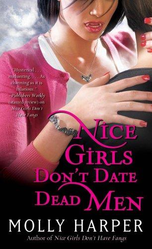 Nice Girls Don't Date Dead Men (Jane Jameson series Book 2)