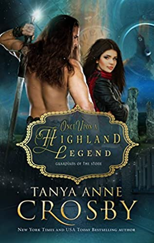 book cover of Once Upon a Highland Legend