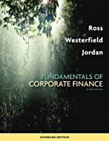 Fundamentals of Corporate Finance, 9th Edition Front Cover