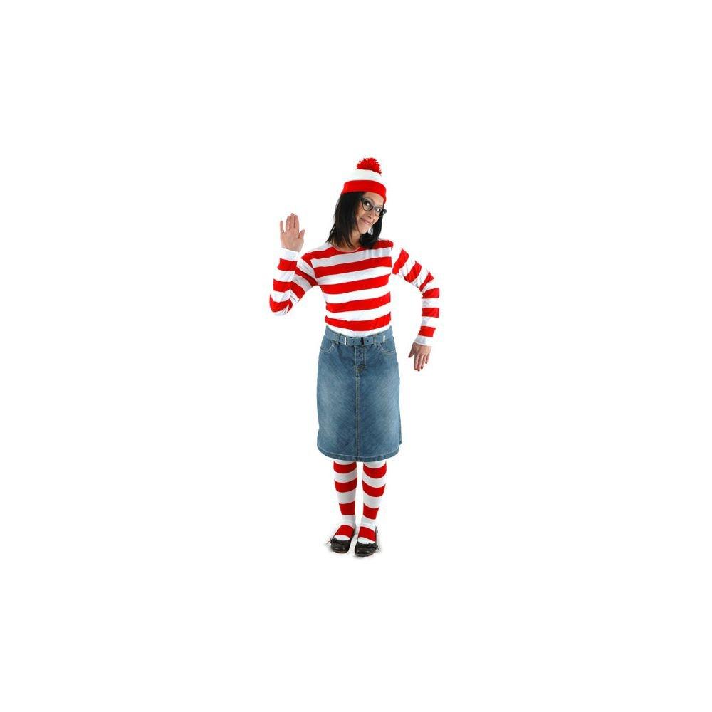 Costumes - Disfraz de Wally para mujer, talla S/M (ELLX9204-SM ...
