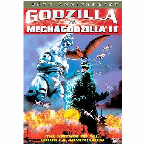 Godzilla Vs Mechagodzilla ll
