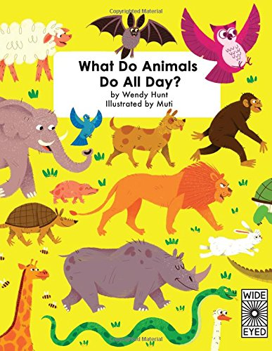 (What Do Animals Do All Day?)