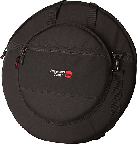 Gator Cases Protechtor Series Cymbal Slinger Gig Bag; Holds (8) Cymbals up to 22