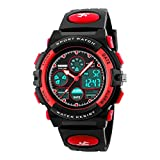 Touber Kids Digital Sport Watch, 50M Waterproof LED Wrist Watches with Alarm Sport Watch - Best Gifts