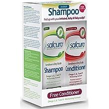 Salcura Anti-itch Omega Rich Shampoo & Free Conditioner 200ml