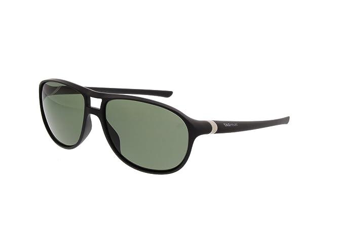 a774b3e10c Tag Heuer URBAN POLARIZED TH6043 301 Mens Sport Sunglasses BLACK PURE GREEN    NOIR PURE VERT  Amazon.co.uk  Clothing