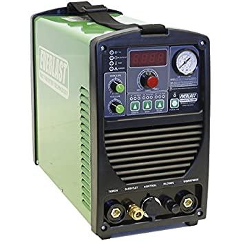 2017 Everlast PowerUltra 206Pi 200a Multi Process Welder TIG Stick Pulse 50a Plasma Cutter Dual Voltage 110/220v
