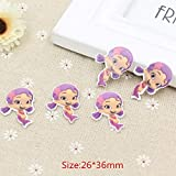 kitchen 67 phone number HATCHMATIC 10 pcs/lot Mermaid Flat Back planar Resin DIY Resin cabochons Accessories for DIY Mobile Phone case Headband Hair Bow