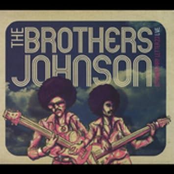 Brothers Johnson Strawberry Letter 23 Live Bonus Dvd Amazon