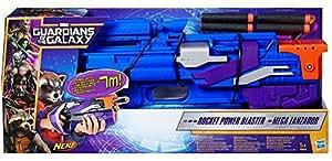 Nerf N-Strike Guardianes de la Galaxia - Rocket Raccoon's Power Blaster