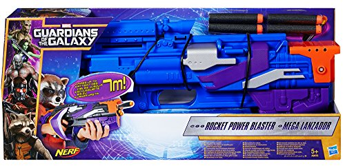 Nerf Guardians of the Galaxy Rocket Power Blaster