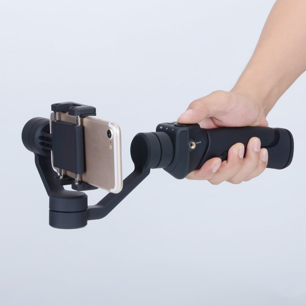 Dovewill Handle Grip Smooth 3-Axis Handheld Gimbal Stabilizer for Android Phone US by Dovewill (Image #8)