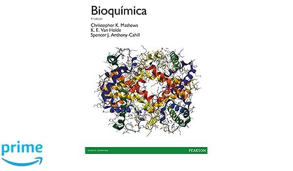 Bioquímica (libro + MyLab): Amazon.es: Christopher Mathews ...