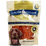 Golden Rewards Chicken Jerky Recipe for Dogs (Made with Real Chicken Breast), 16 Oz (1)