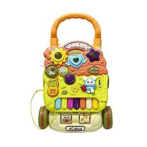 AABABY Baby Walker Trolley Aprendizaje Multifuncional Caminar bebé ...